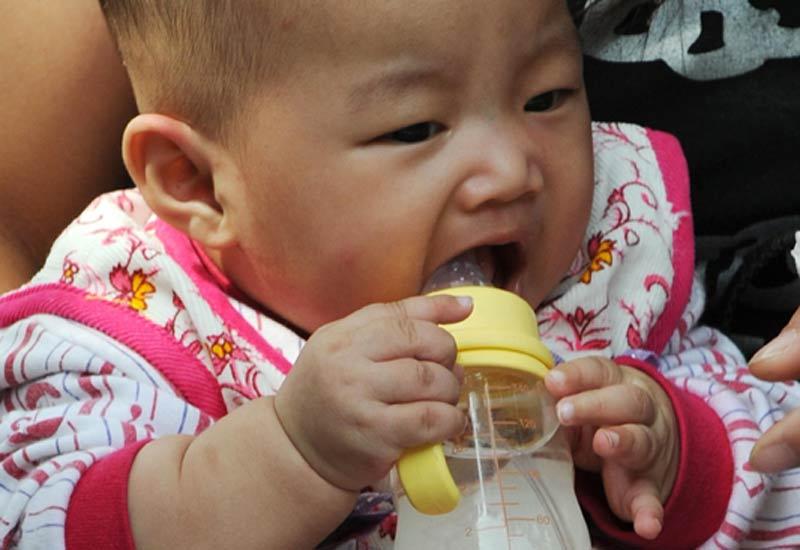 China milk scandal verdicts