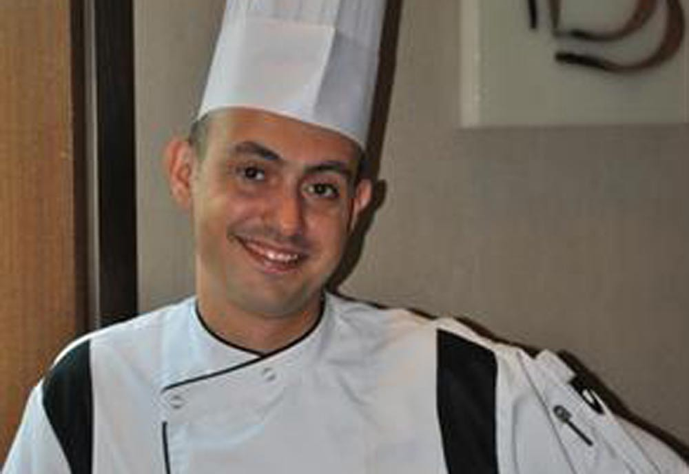 New Italian chef checks in at Radisson Blu DMC