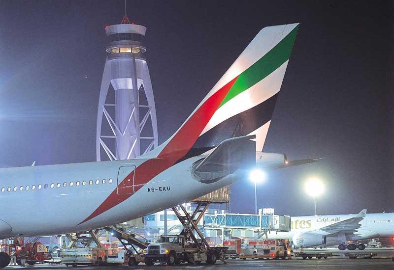 Increase in April passengers at Dubai airport