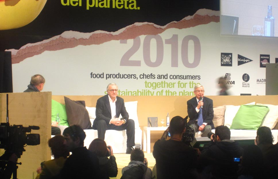 Chefs must play role in sustainability: Ducasse