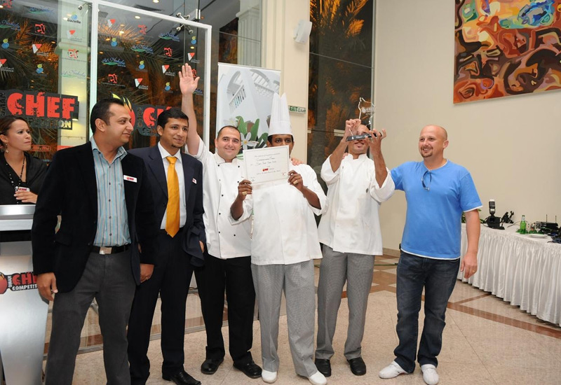 InterCon wins first Oman Chef Competition
