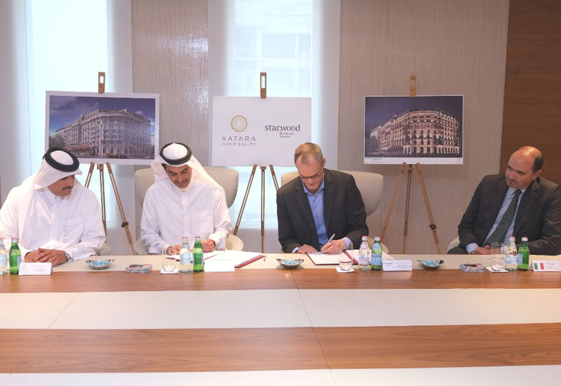 Katara property in Milan to join Luxury Collection