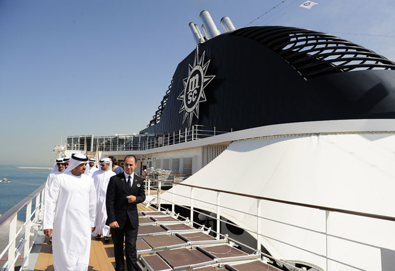 MSC discounts debut Gulf cruise - - Hotelier Middle East