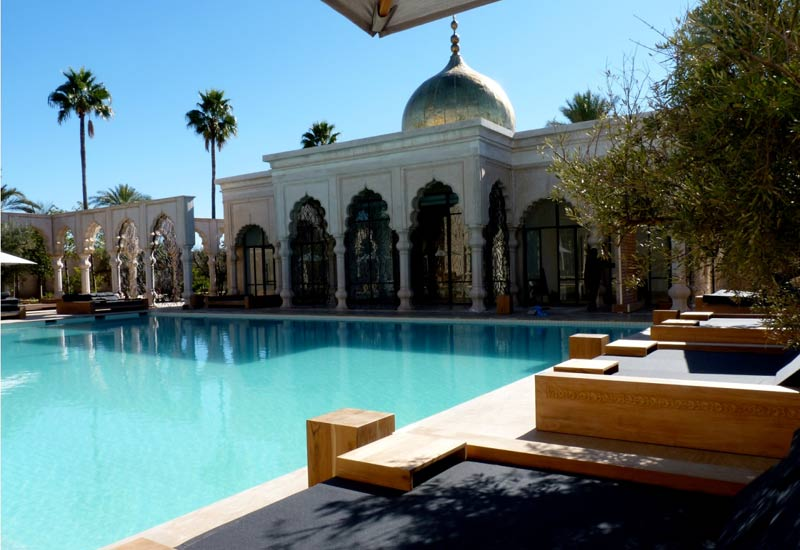 Oetker's Marrakech Masterpiece hotel opens April 6