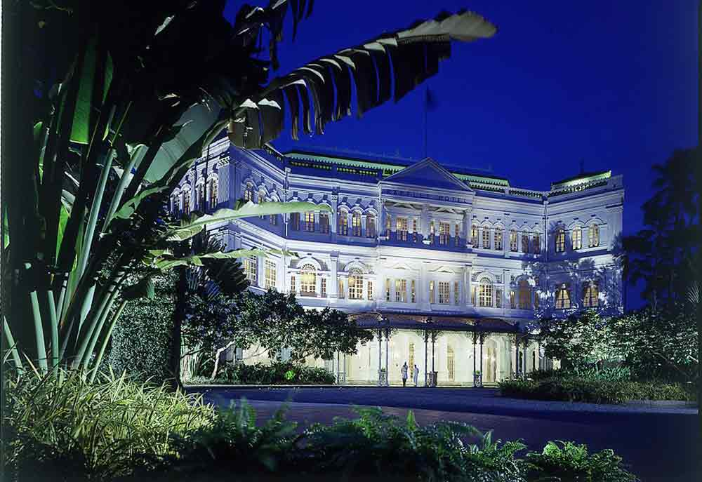 Raffles to open five new hotels by end 2013
