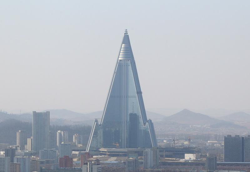North Korea's 'Hotel of Doom' to open next year