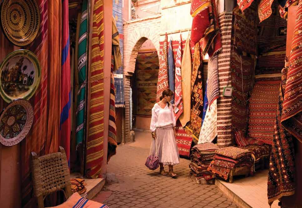 Four Seasons Marrakech opens