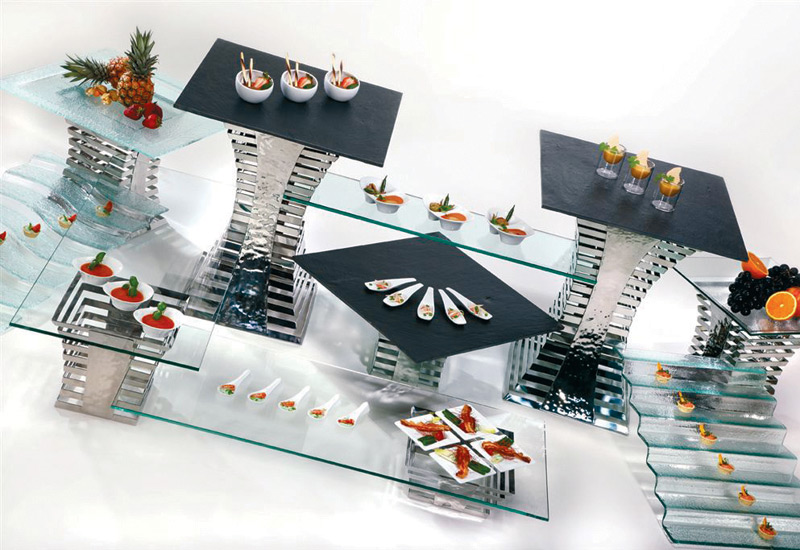Buffetware buyers look for minimalist products