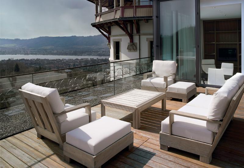 Zurich's swish city resort