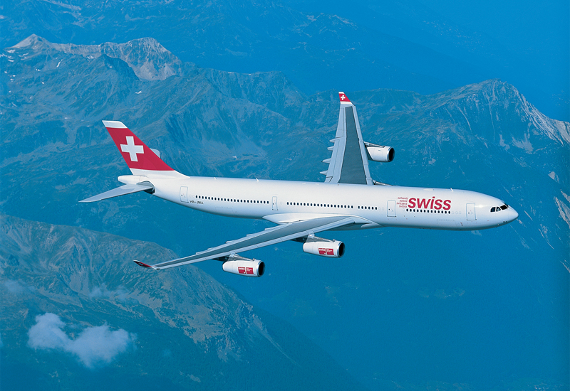 Tried and tested: Swiss business class