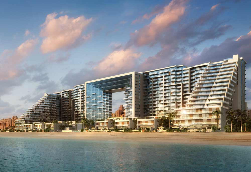 Chinese building giant invests in $1bn Palm hotel
