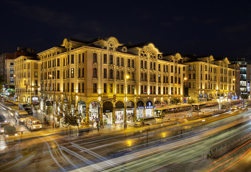 Wyndham hits 30 in Turkey with three more hotels