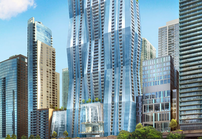 Chinese firm pumping $900m into new Chicago hotel