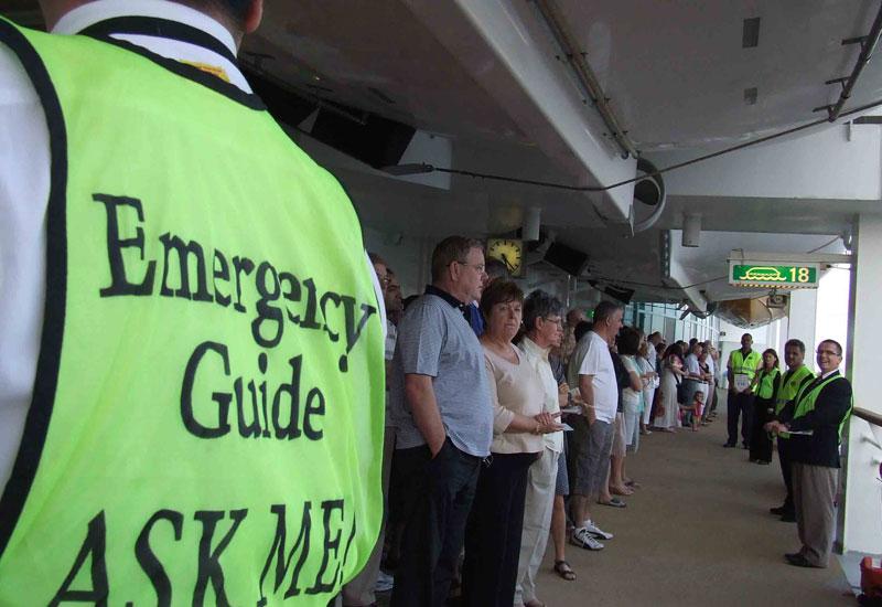 Dubai cracks down on cruise ship safety