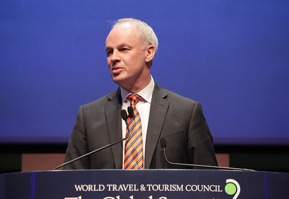 WTTC CEO addresses leaders at Abu Dhabi summit