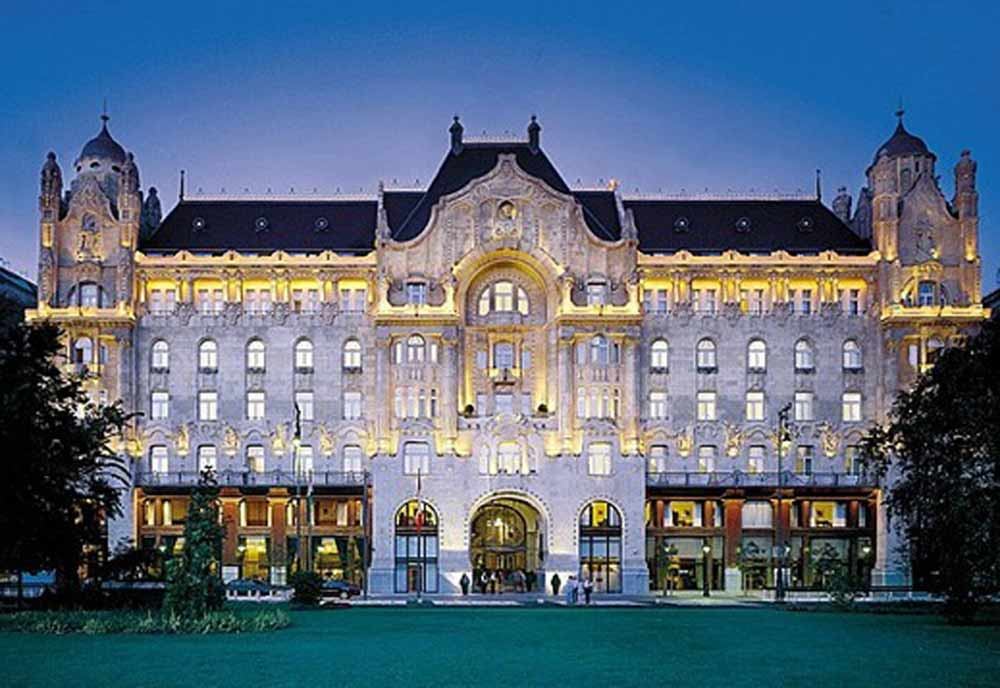 Oman buys iconic Four Seasons Budapest hotel