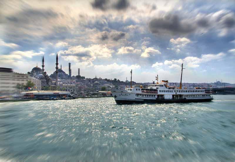 Courtyard debuts in Turkey