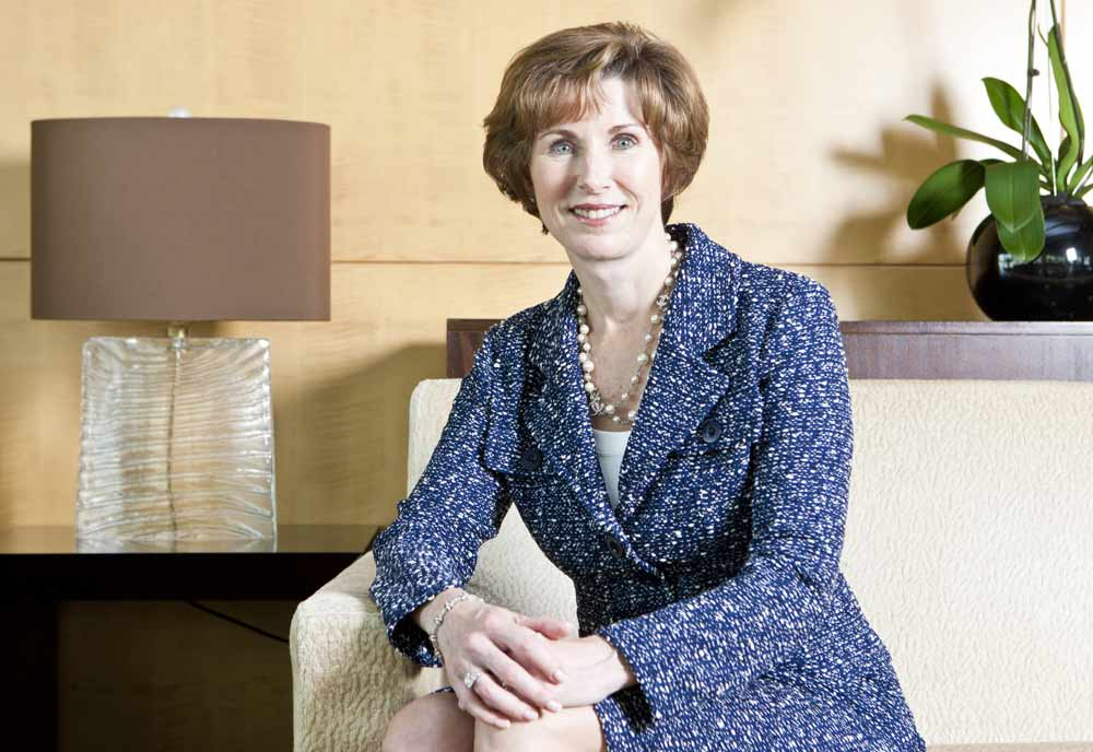 Four Seasons CEO Kathleen Taylor leaves her role