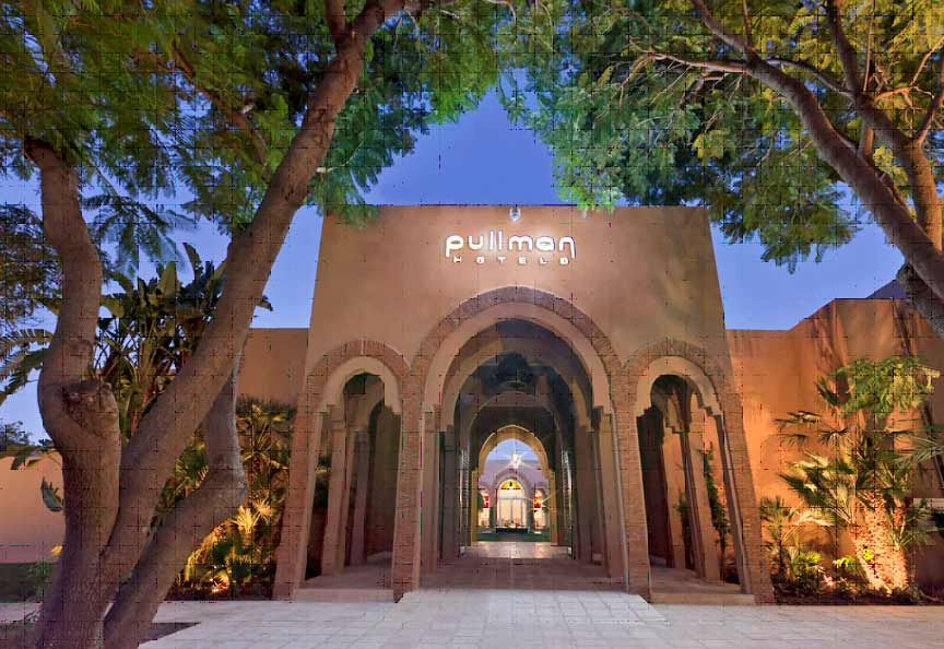 Accor opens first Pullman hotel in Marrakech
