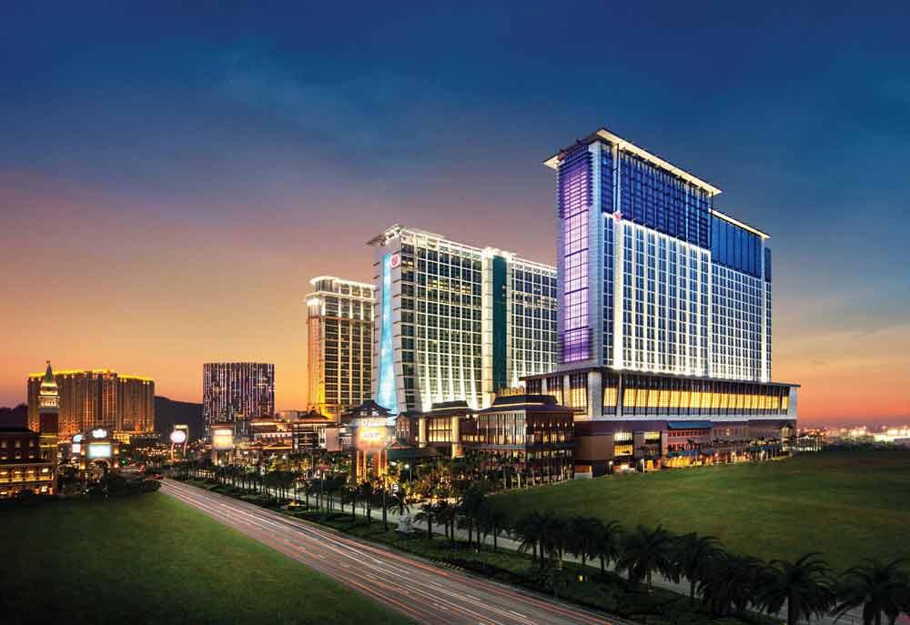 Starwood opens world's biggest hotel of 2012