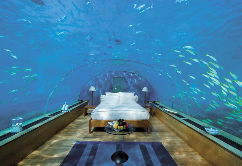Underwater hotel planned... in North Korea