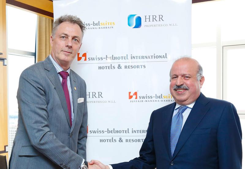 Swiss-Belhotel signs management agreement for Swiss-Belsuites Admiral Juffair in Bahrain