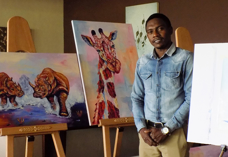 Four Seasons Safari Lodge Serengeti launches artist in residence programme