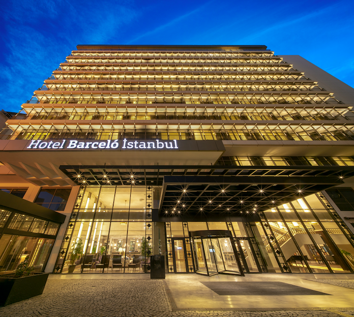 Barcelo Hotel Group launches Istanbul property