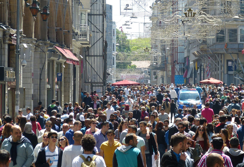 Turkey high-end shopping drives tourism from GCC countries