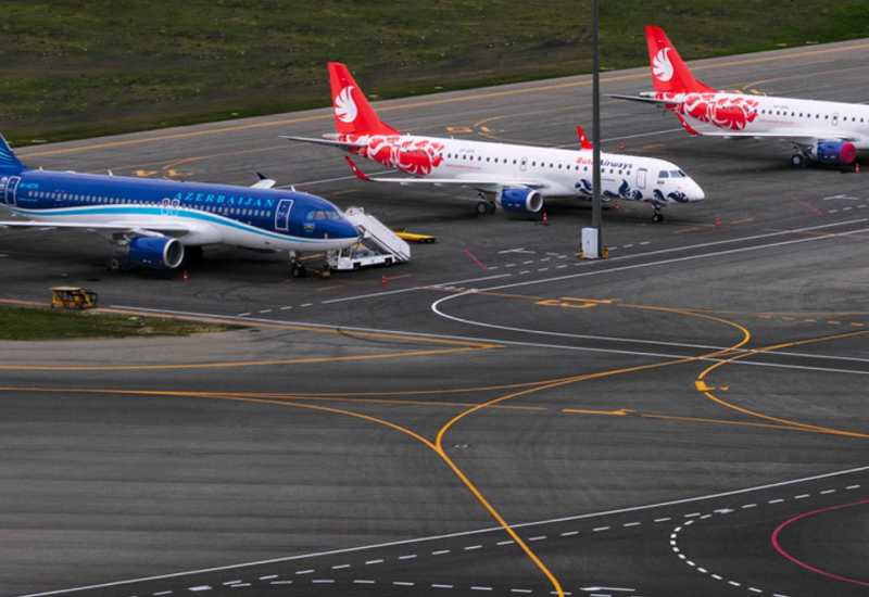 Azerbaijan Airlines begins direct flights from Baku to Delhi