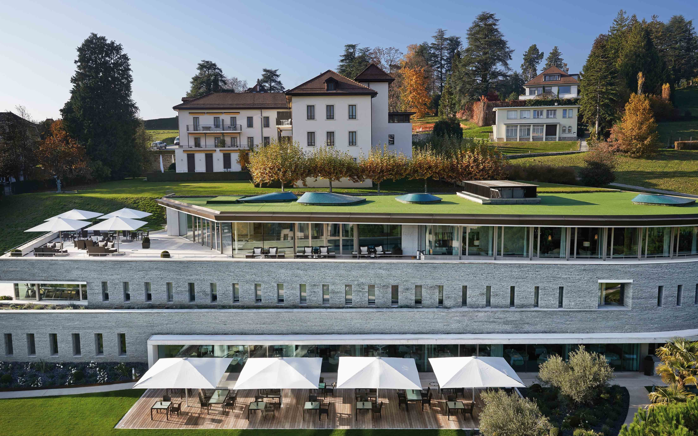 Photos: Switzerland's Clinique La Prairie