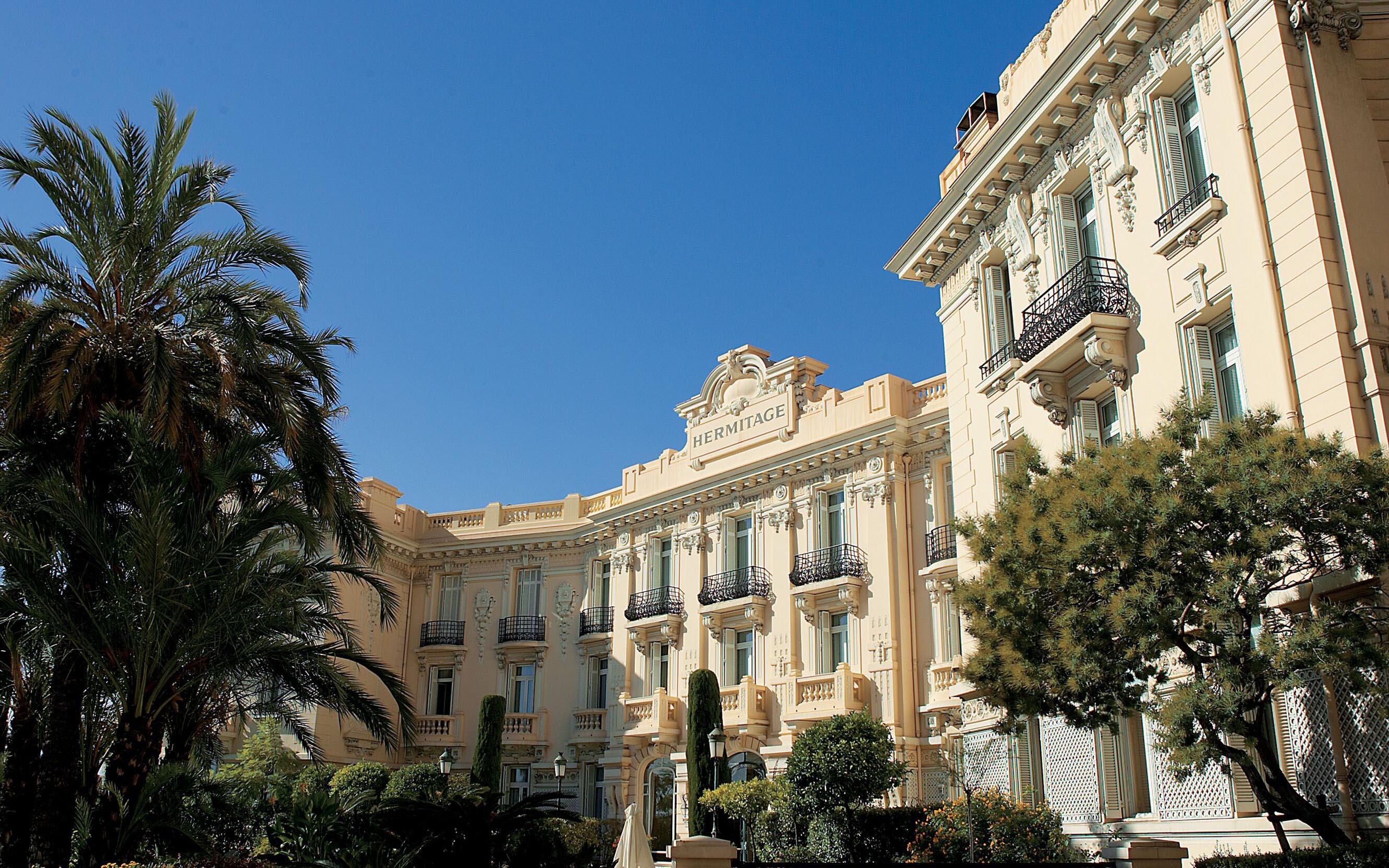 Hotel Hermitage Monte-Carlo hosts Maison Noura