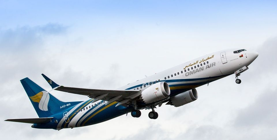 Oman Air cancels more than 300 flights in September