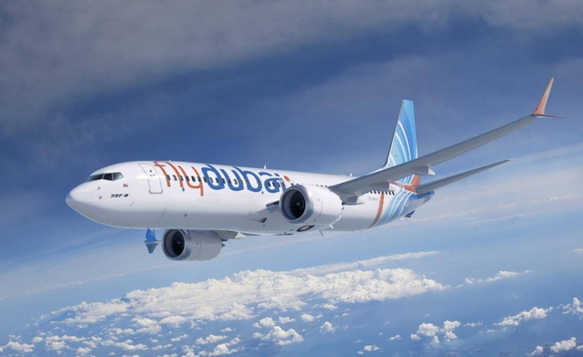 Flydubai flies Brits home
