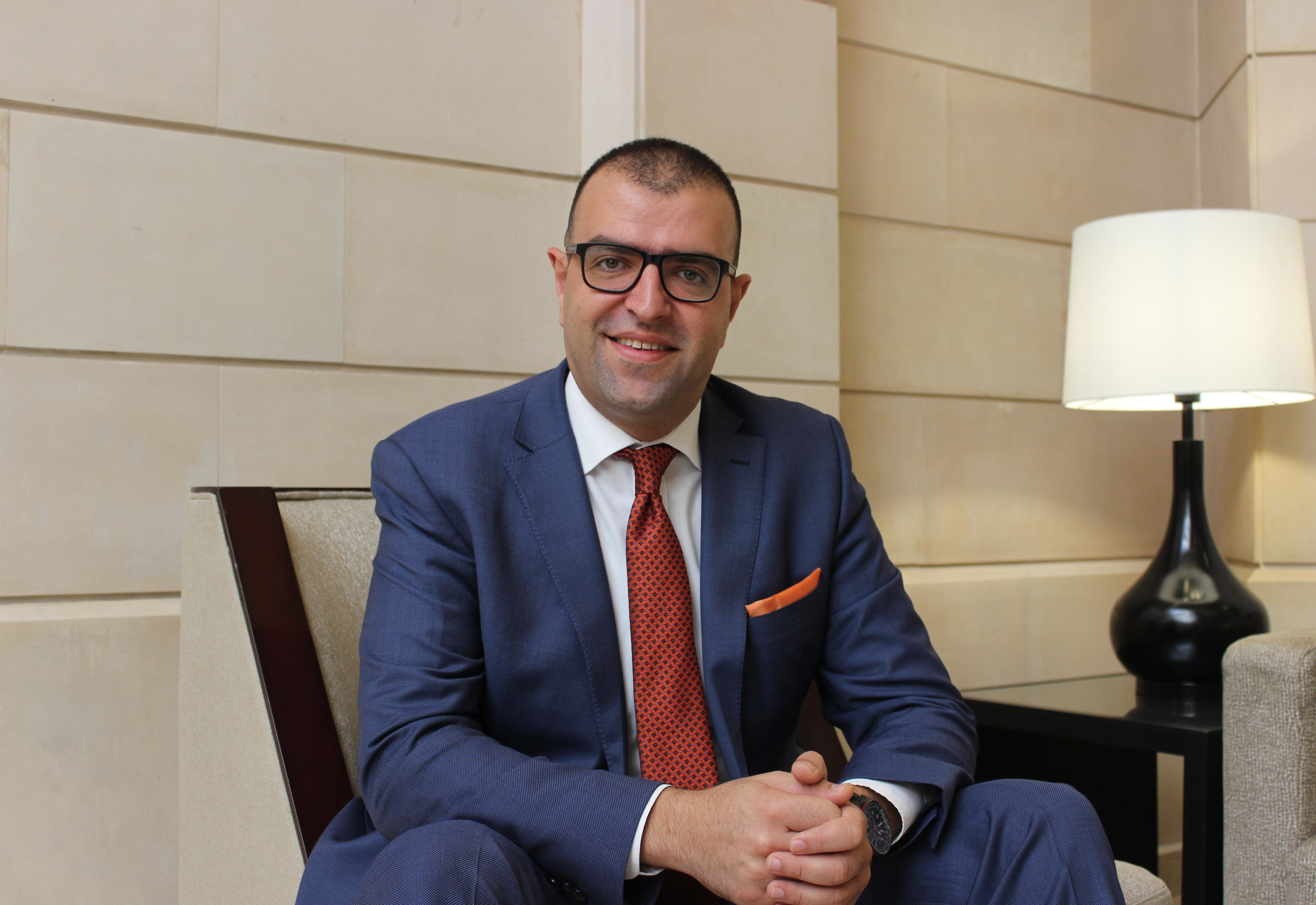 Amman Marriott Hotel appoints hotel manager