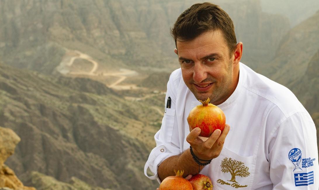 Meghan Markle, Prince Harry's wedding chef heads to Anantara Al Jabal Al Akhdar Resort