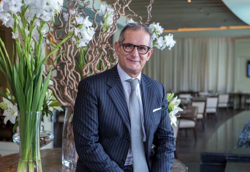 Four Seasons Hotel Riyadh at Kingdom Centre appoints director of food & beverage