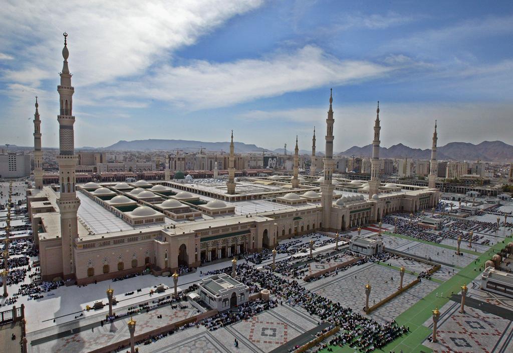 IHG to open Holiday Inn Madinah West in Saudi