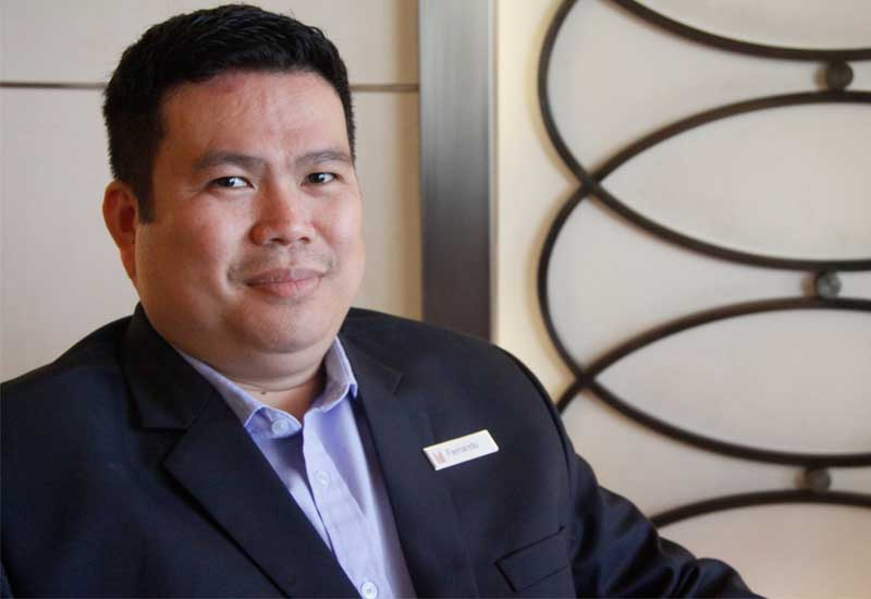 In conversation with: Purchasing manager, Millennium Resort Mussanah