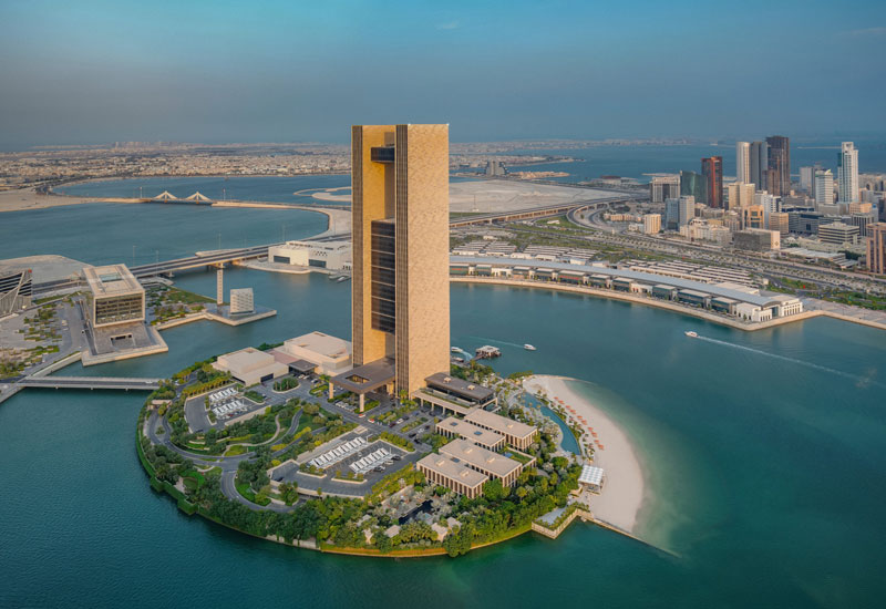 Four Seasons Hotel Bahrain Bay to make a splash with new waterpark