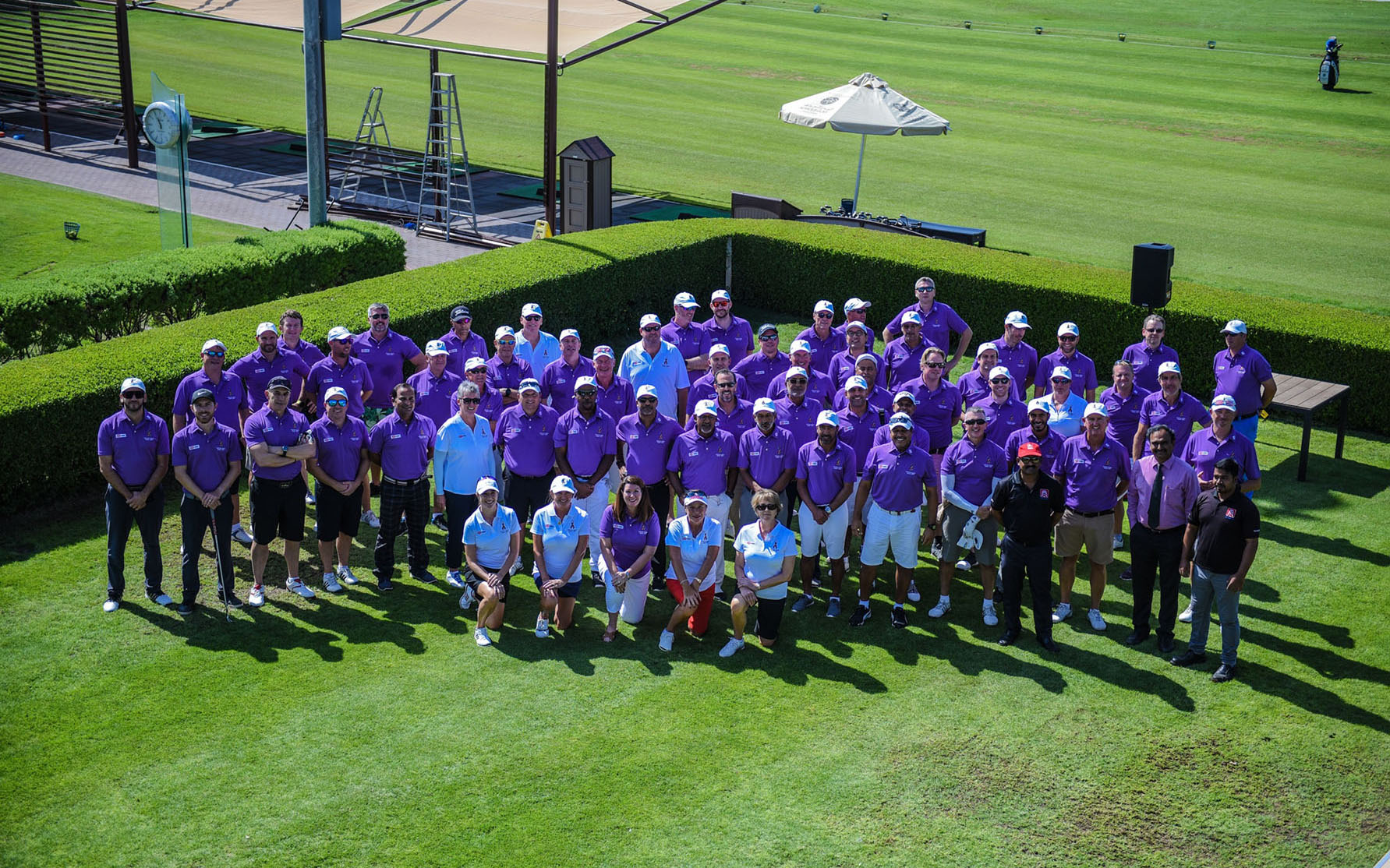 Al Mouj Muscat supports 6th annual Golf Fore Autism Corporate Charity Golf Day