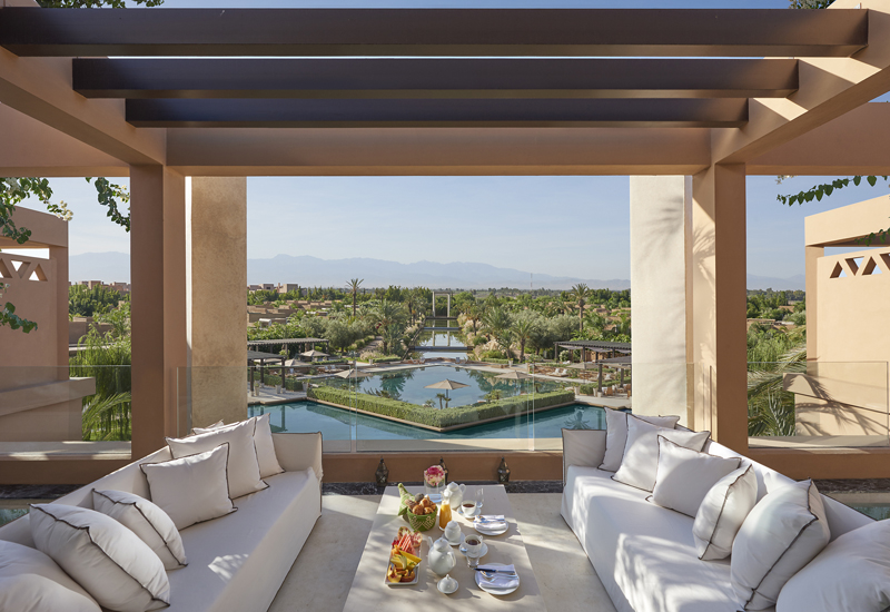 Mandarin Oriental, Marrakech announces holiday offerings