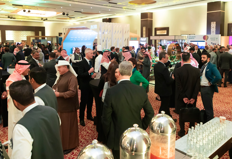 Photos: The Saudi Arabia Hospitality Investment Conference 2020