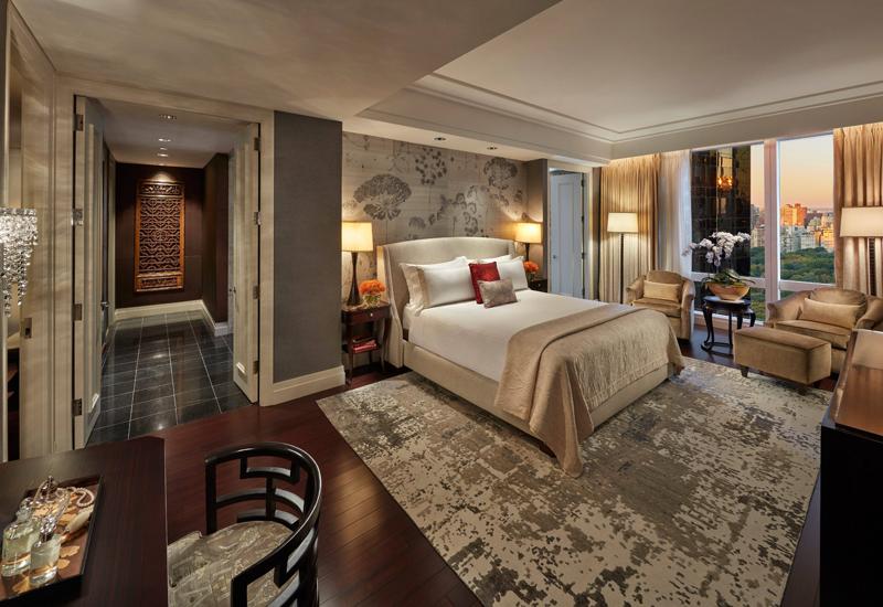 Photos: The Mandarin Oriental New York