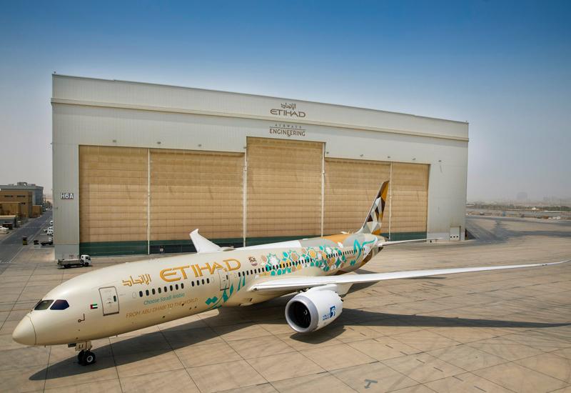 Etihad Airways temporarily suspends flights to Saudi Arabia