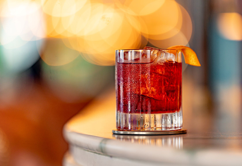 Photos: Cocktails from Brasserie Prince at The Balmoral Edinburgh