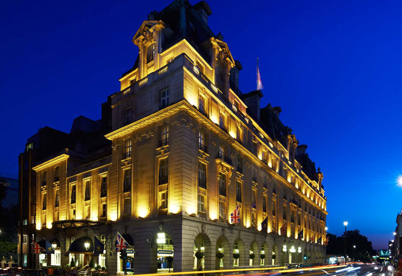 The Ritz London sold for £800 million