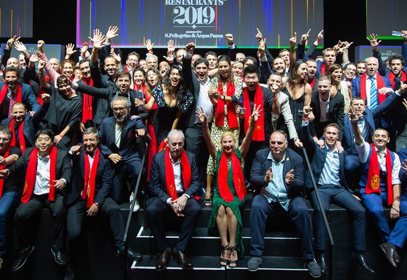 The World's 50 Best Restaurants awards moved to 2021