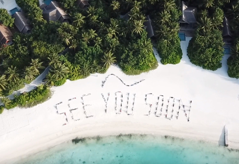 Niyama Private Islands Maldives creates 'See You Soon' video