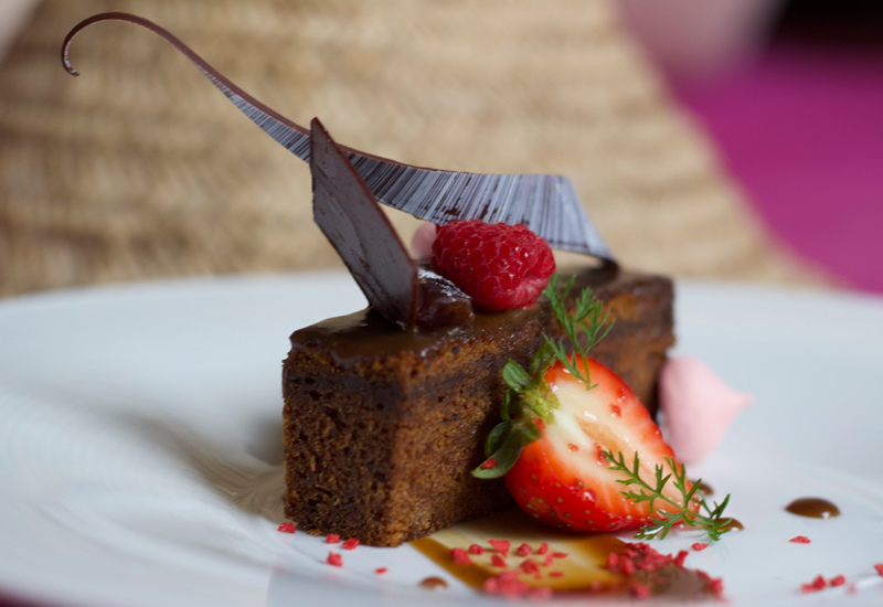 Six Senses Zighy Bay reveals sticky date pudding recipe